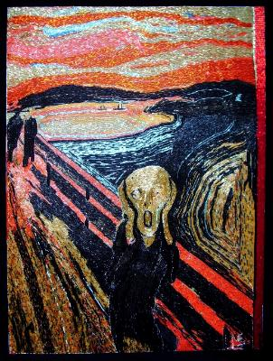 The Scream Finished!!