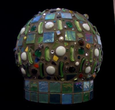 Mosaic Ball Side I - Sold