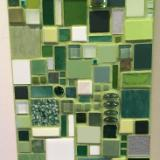 Untitled Green Mosaic