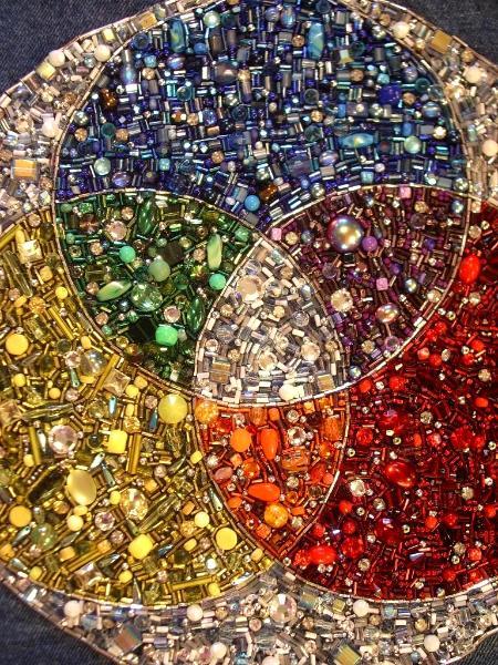 Bejeweled Jacket Detail - NFS