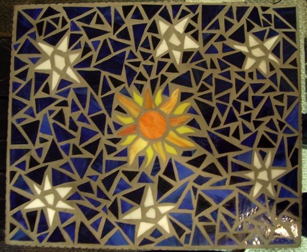 Sun and Stars Table Top - NFS