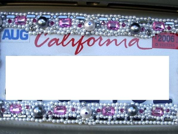 My License Plate - NFS