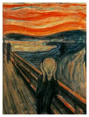 The Scream, Original